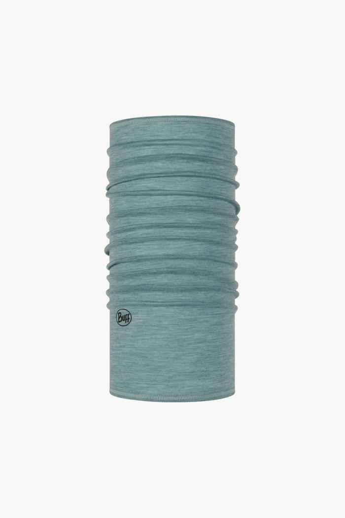Buff Lightweight Merino neckwarmer Couleur Bleu 1