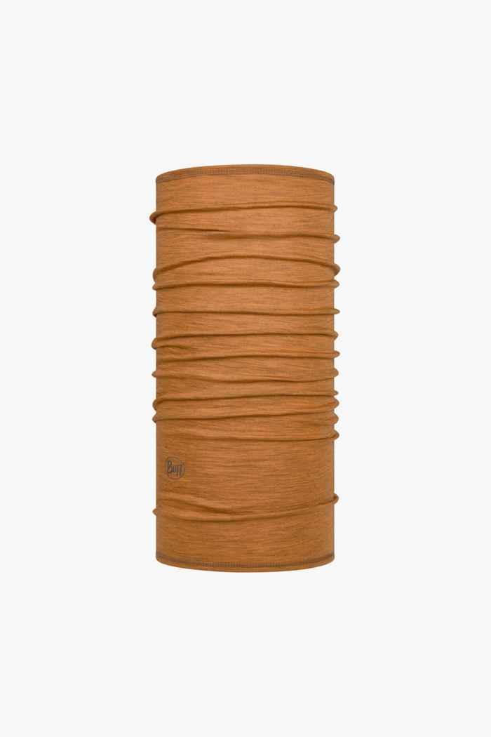 Buff Lightweight Merino neckwarmer Couleur Jaune 1