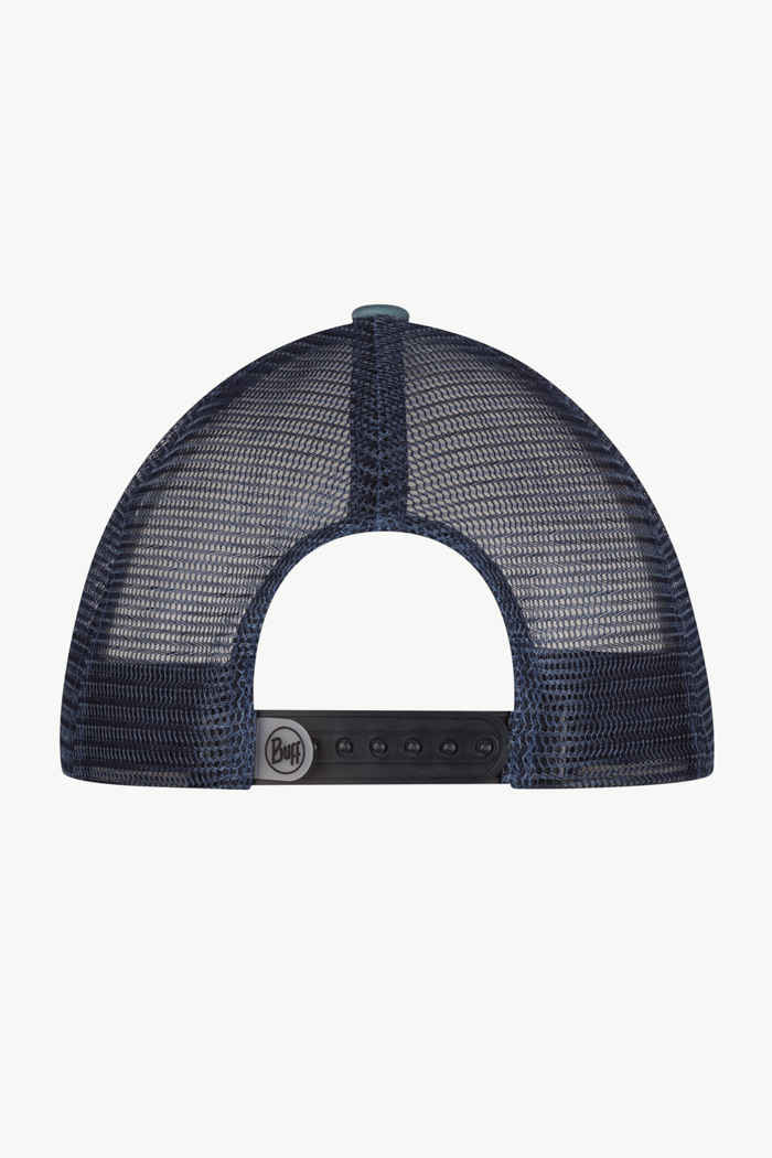 Buff Trucker cap Couleur Bleu 2