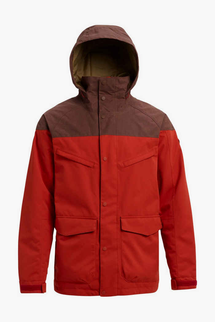 Burton Breach giacca da snowboard uomo 1