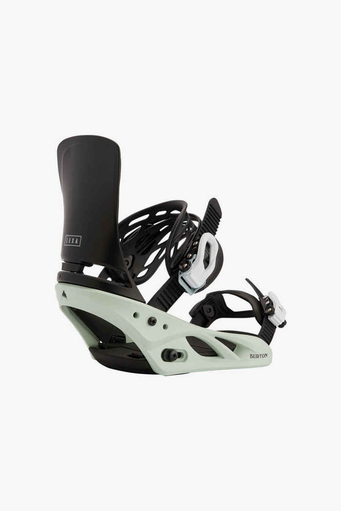Burton Lexa Reflex Damen Snowboardbindung Farbe Schwarz 2