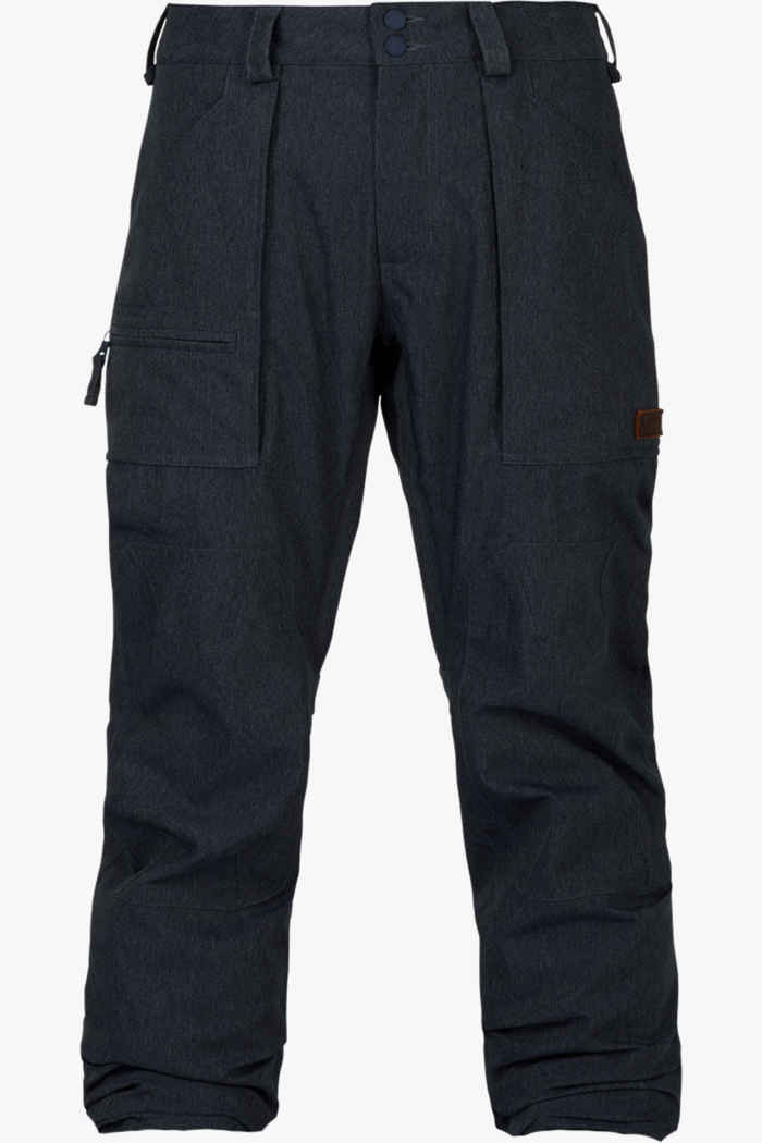 Burton Southside pantaloni da snowboard uomo 1
