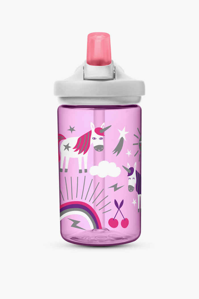 CamelBak Eddy+ 0.4 L borraccia bambini Colore Rosa 2