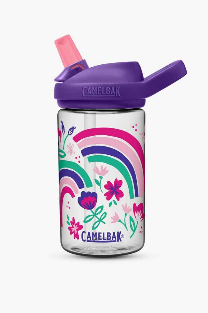 CamelBak Eddy+ 0.4 L borraccia bambini Colore Viola 1