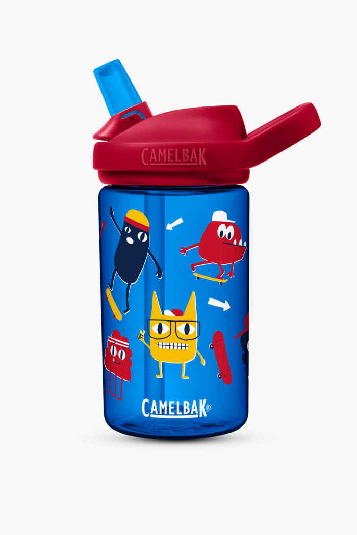 CamelBak Eddy+ 0.4 L gourde enfants Couleur Bleu foncé 1