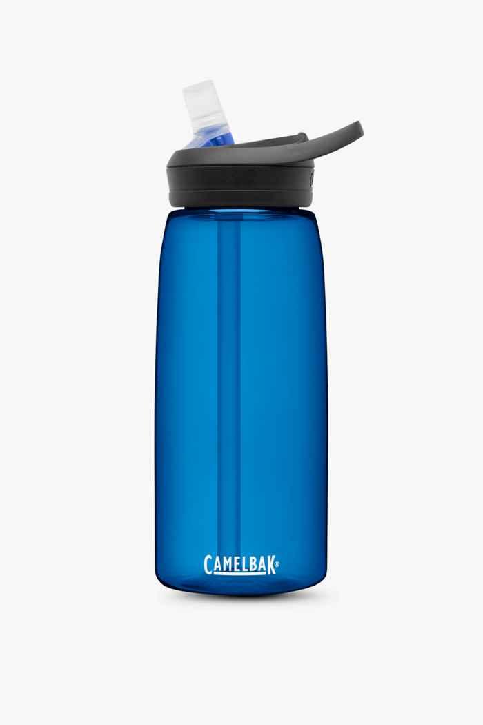 CamelBak Eddy 1 L Trinkflasche Farbe Blau 1