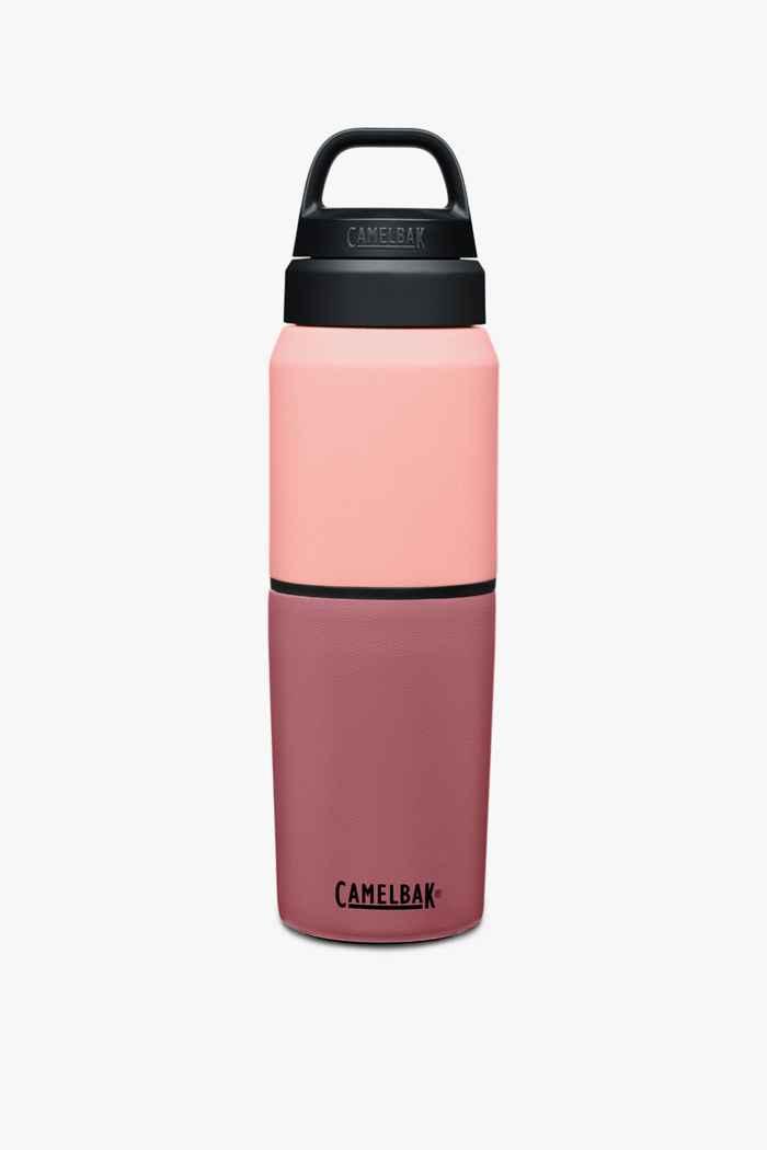 CamelBak MultiBev V.I. 500 ml/350 ml Trinkflasche Farbe Rosa 1