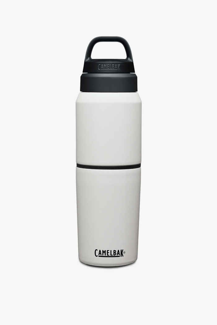 CamelBak MultiBev V.I. 500 ml/350 ml Trinkflasche Farbe Weiß 1