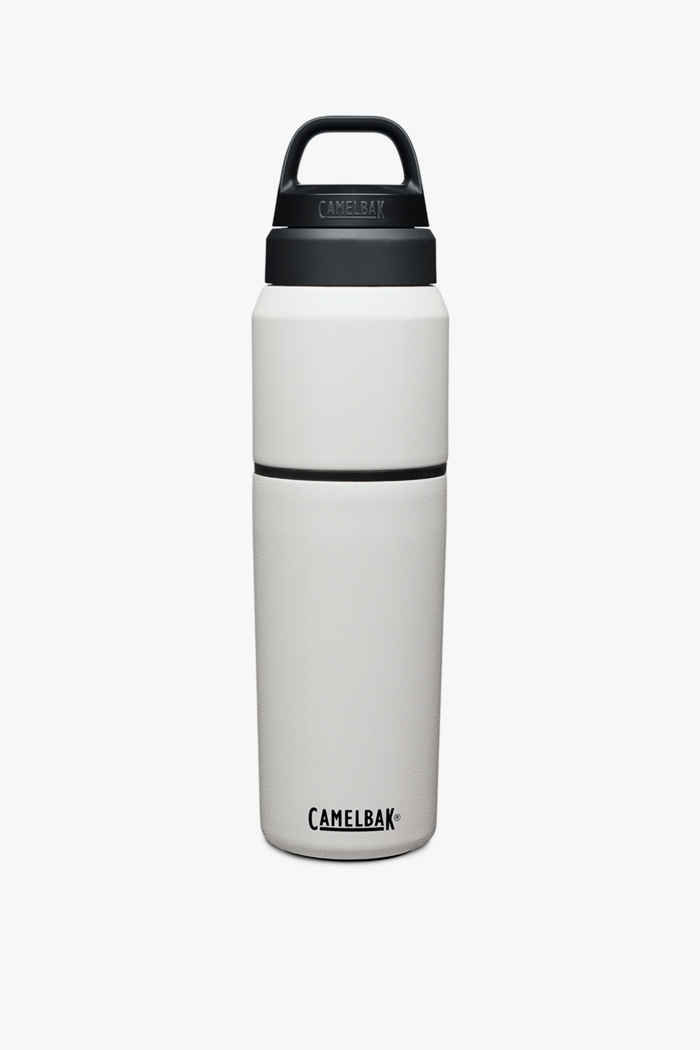 CamelBak MultiBev V.I. 650 ml/480 ml Trinkflasche Farbe Weiß 1