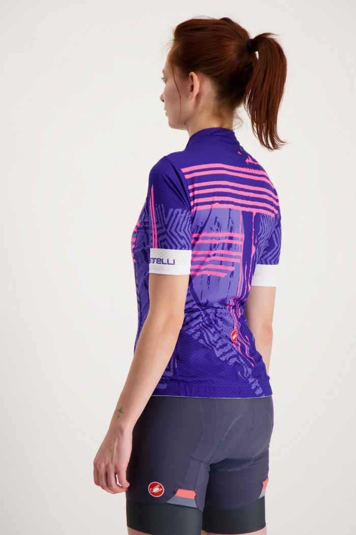 Castelli Astratta maillot de bike femmes 2
