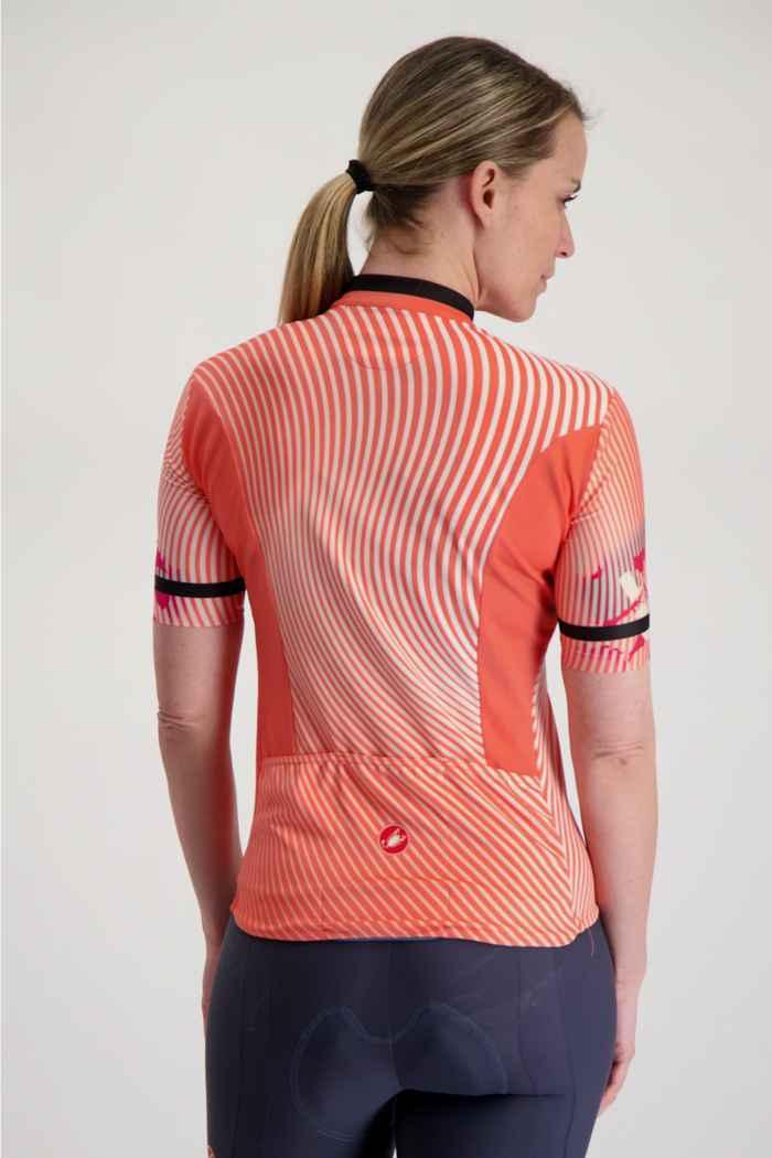 Castelli Primavera maglia da bike donna Colore Corallo 2