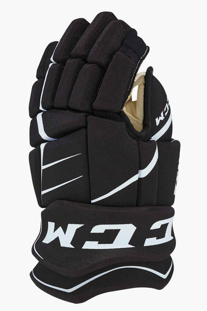 CCM Jetspeed 350 12 guanti da hockey su ghiaccio bambini 1