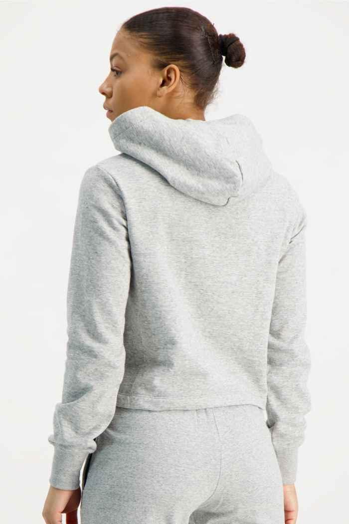 Champion hoodie donna Colore Grigio 2