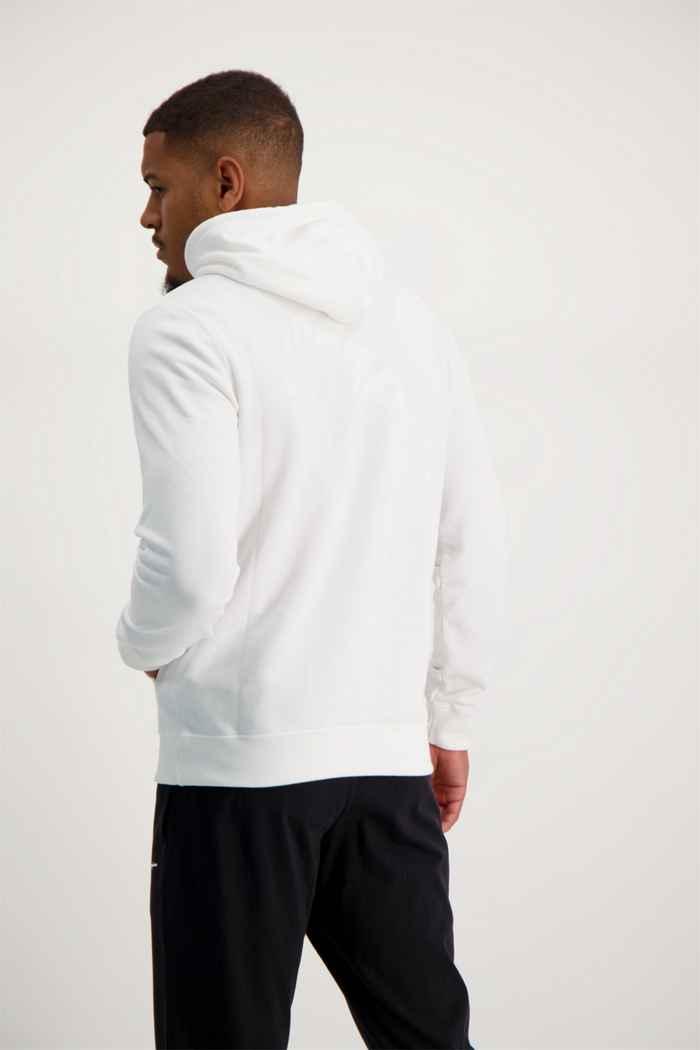 Champion hoodie uomo Colore Bianco 2