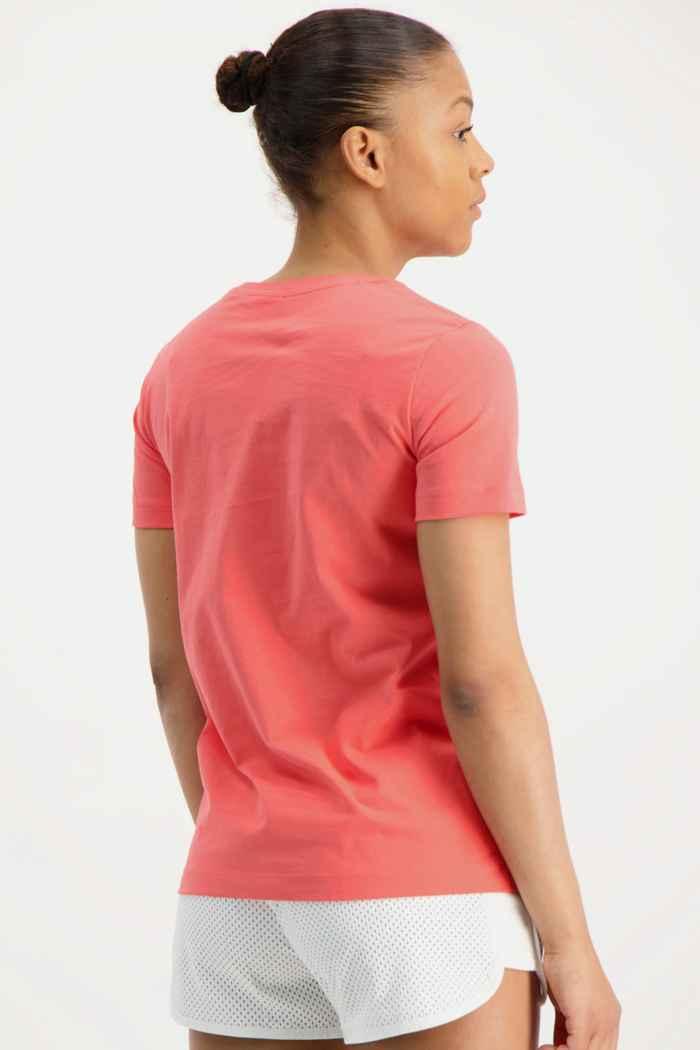 Champion t-shirt donna Colore Corallo 2