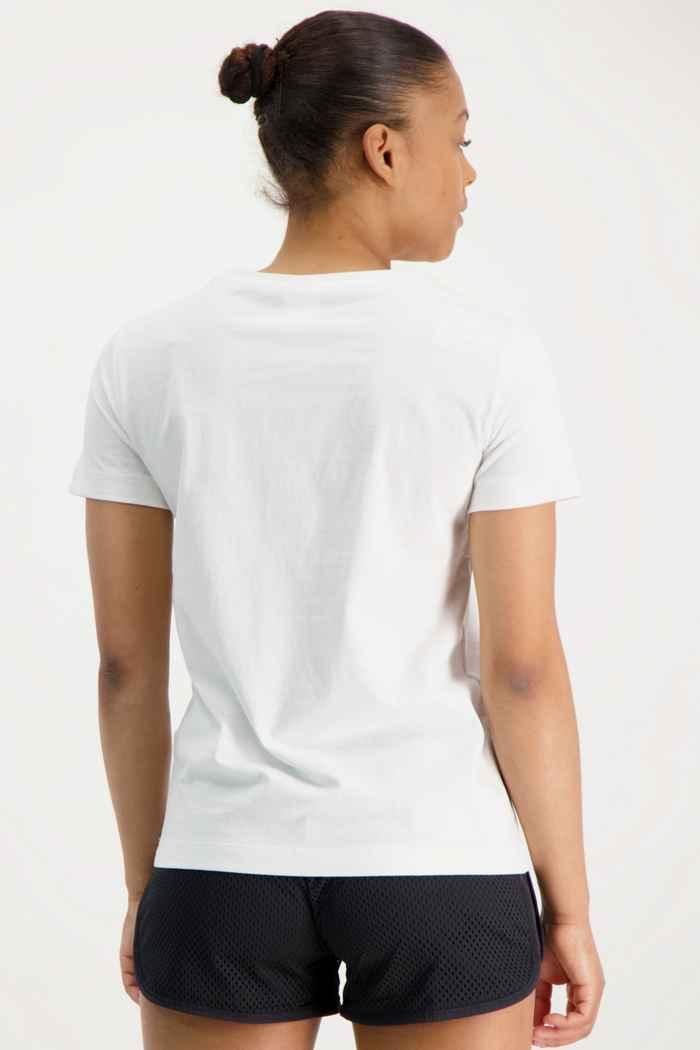 Champion t-shirt femmes Couleur Blanc 2