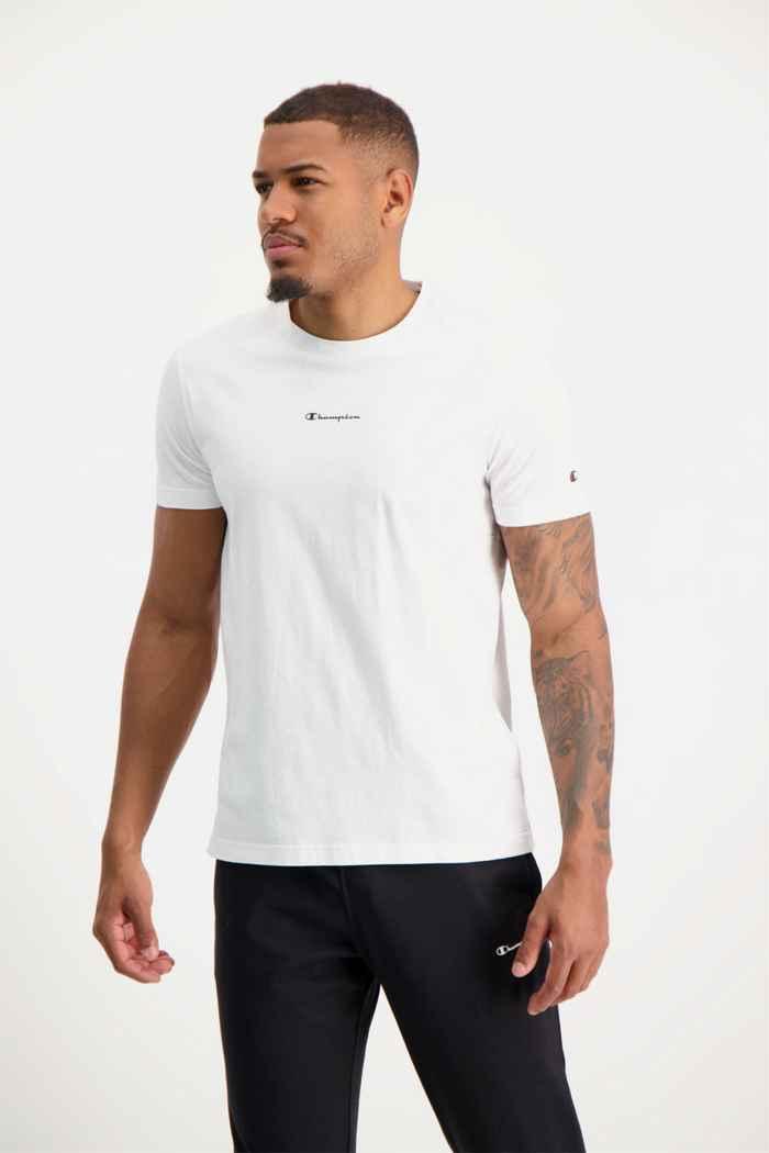 Champion t-shirt hommes Couleur Blanc 1
