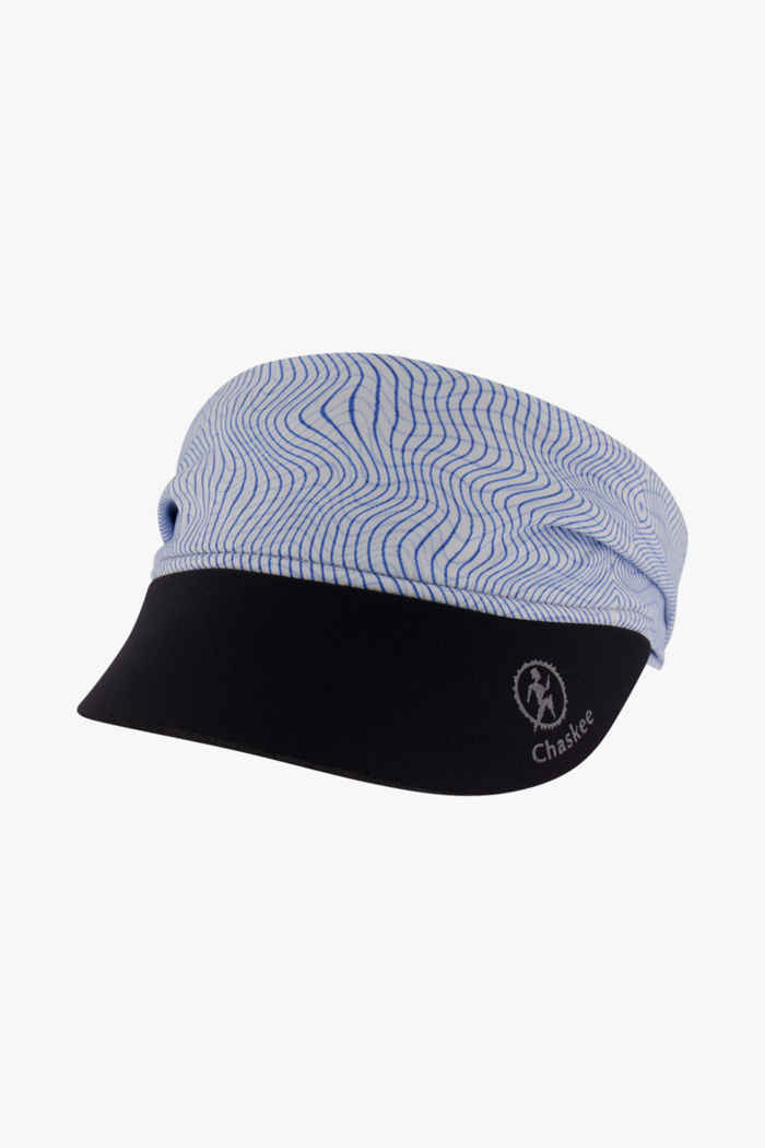 Chaskee Visor Snap cap Colore Bianco 1