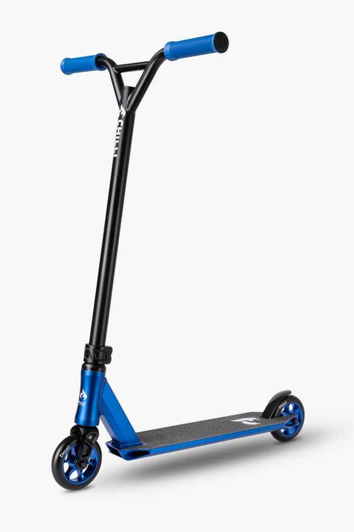 Chilli 5000 Scooter Farbe Blau-schwarz 1