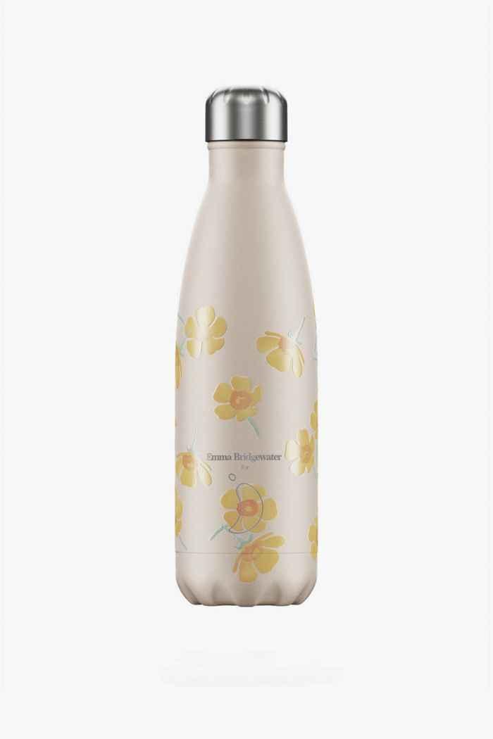 Chilly`s Emma Bridgewater 500 ml Trinkflasche Farbe Gelb 1