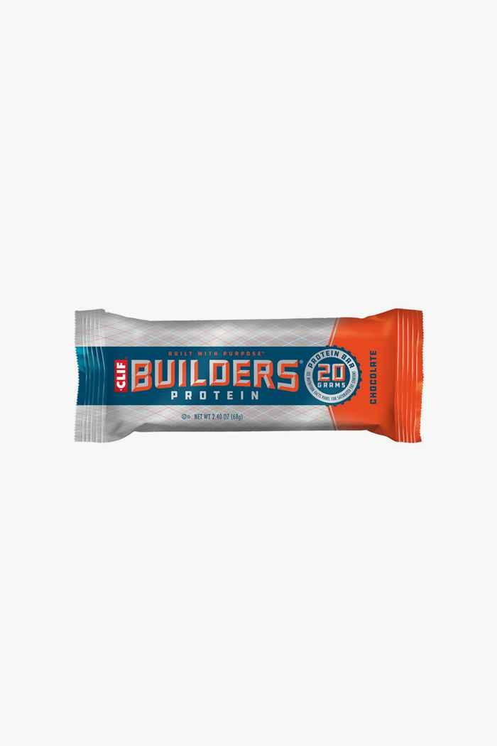 Clif Bar Builders Chocolate 12 x 50 g barre énergétique 2