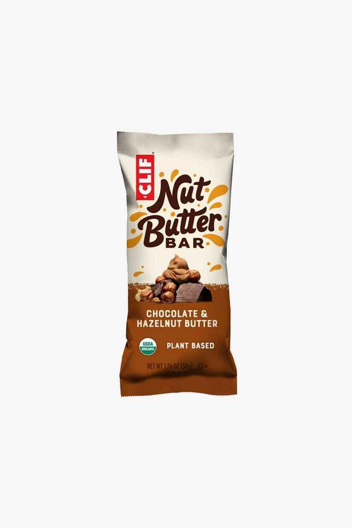 Clif Bar Nut Butter Chocolate Hazlenut Butter 12 x 50 g barretta per lo sport 2