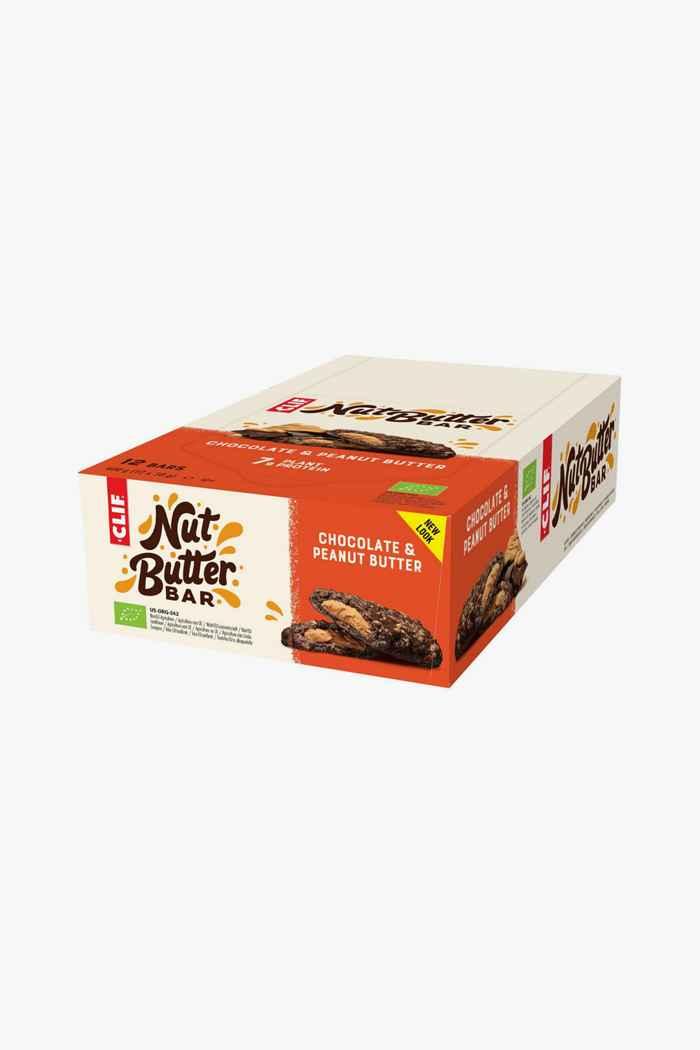 Clif Bar Nut Butter Chocolate Peanut Butter 12 x 50 g barre énergétique 1