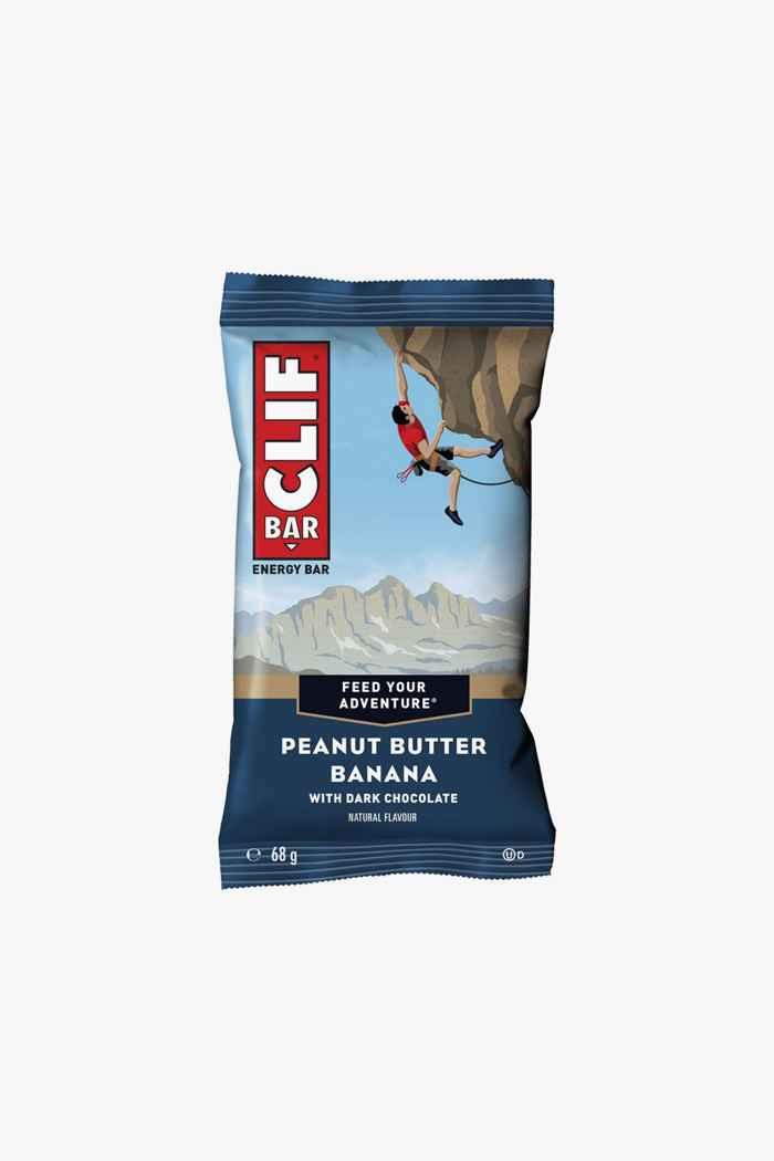 Clif Bar Peanut Butter Banana Dark Choccolate 12 x 68 g barre énergétique 2