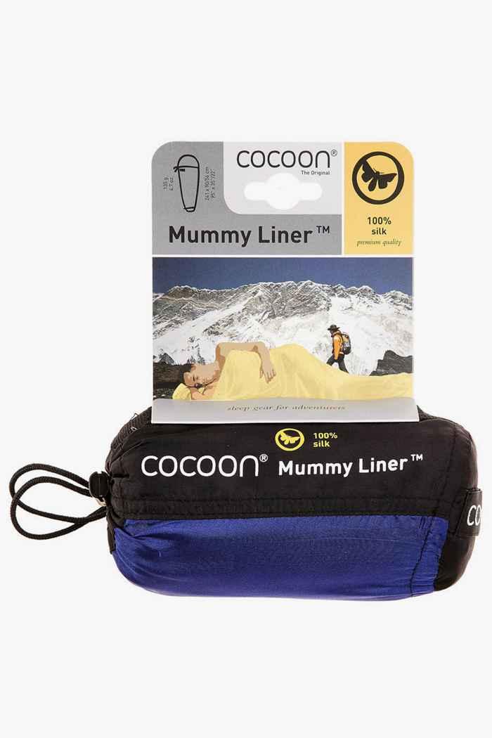 Cocoon MummyLiner Seidenschlafsack 2