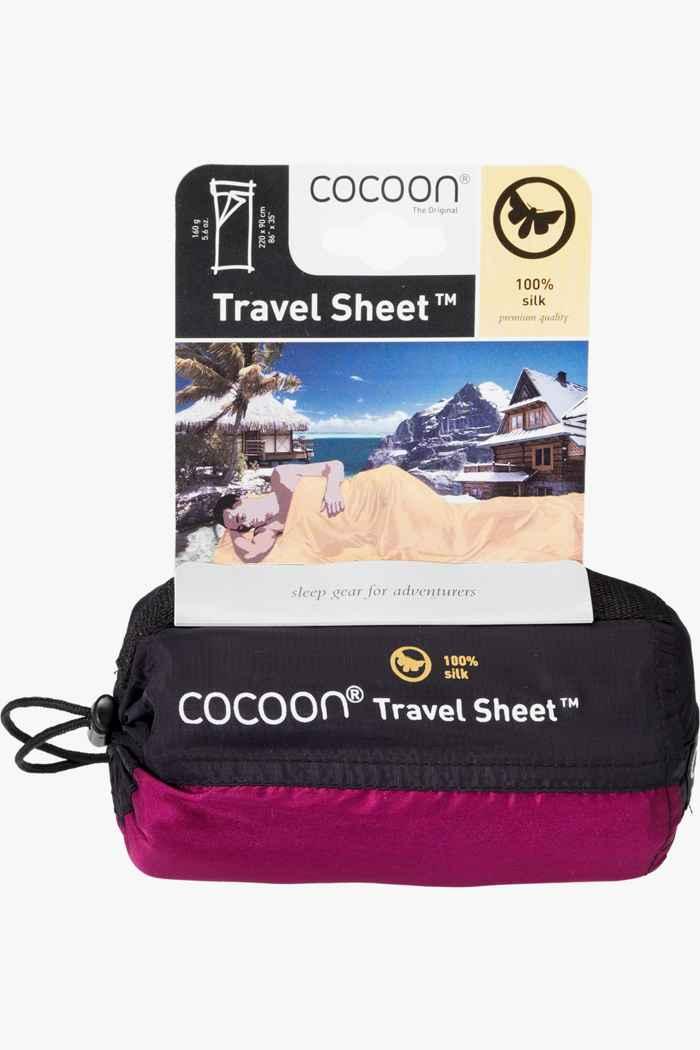 Cocoon TravelSheet sacco a pelo in seta 2