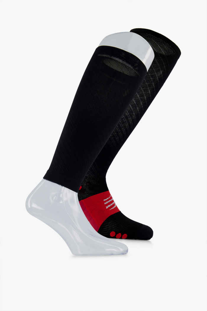Compressport Full Ultra Recovery 35-47 chaussettes de compression 1