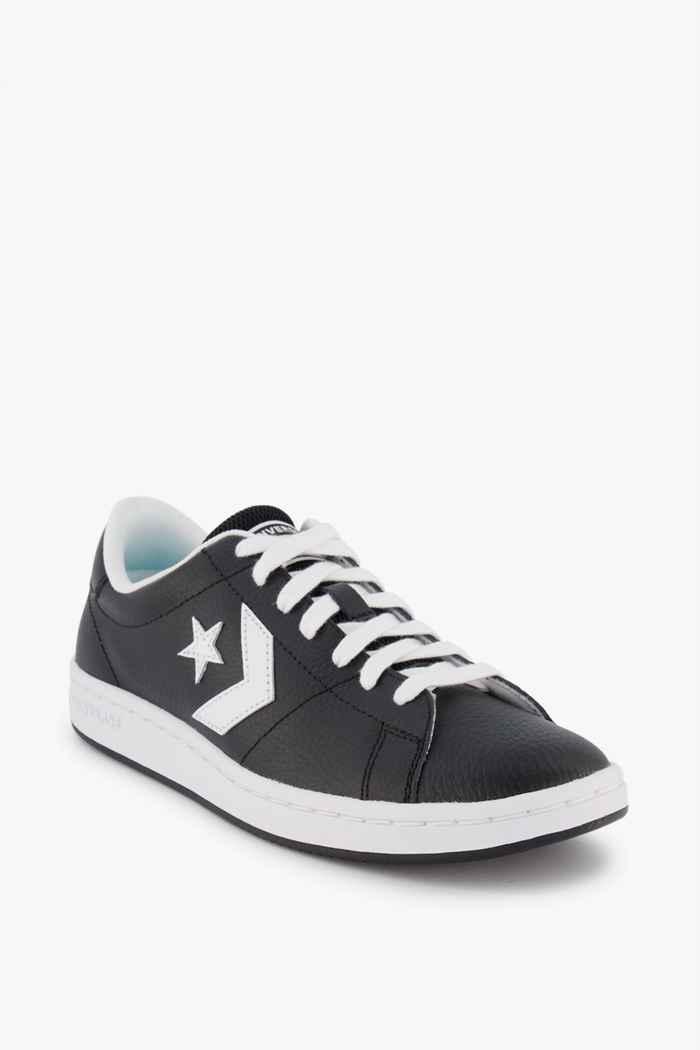 Converse All Court sneaker femmes Couleur Noir-blanc 1