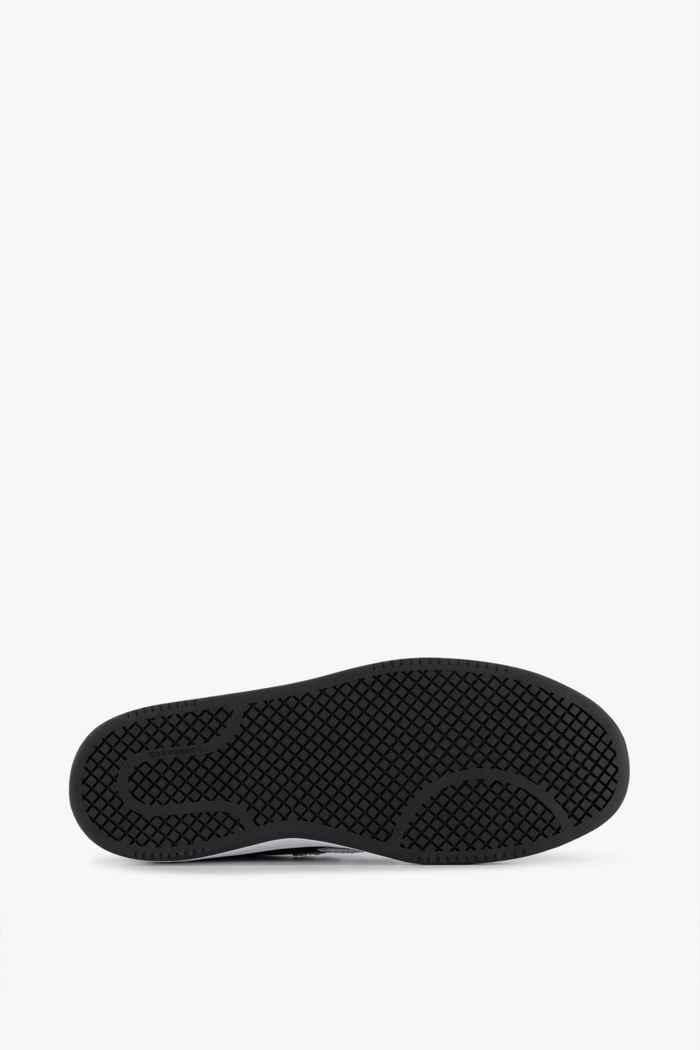 Converse All Court sneaker femmes Couleur Noir-blanc 2