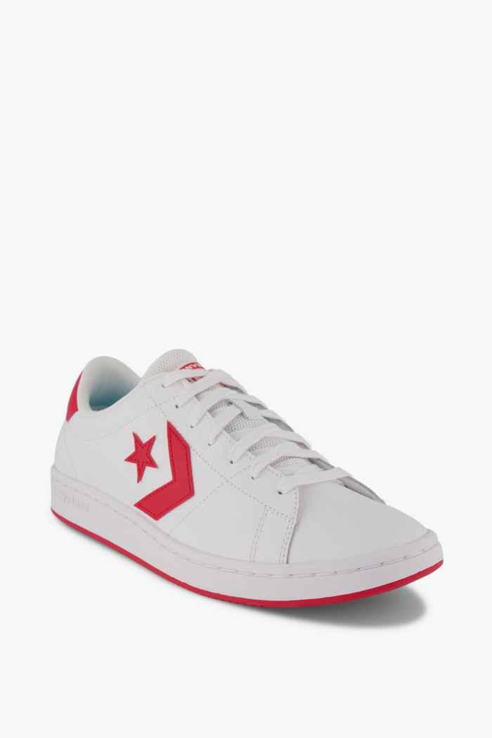 Converse All Court sneaker hommes Couleur Blanc/rouge 1