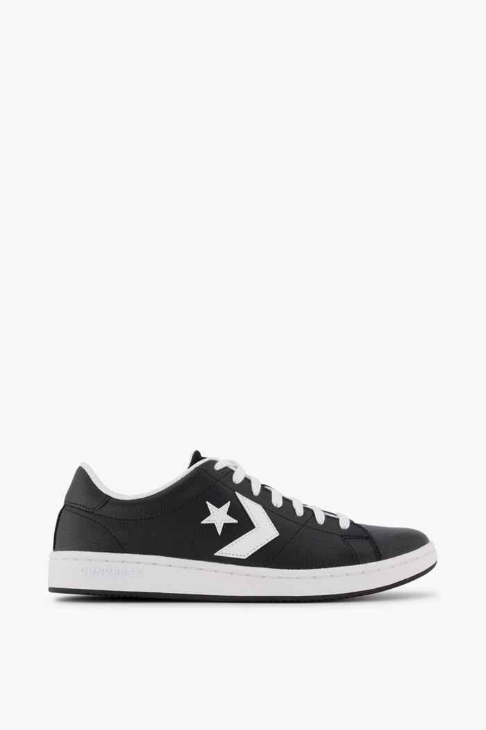 Converse All Court sneaker hommes Couleur Noir-blanc 2