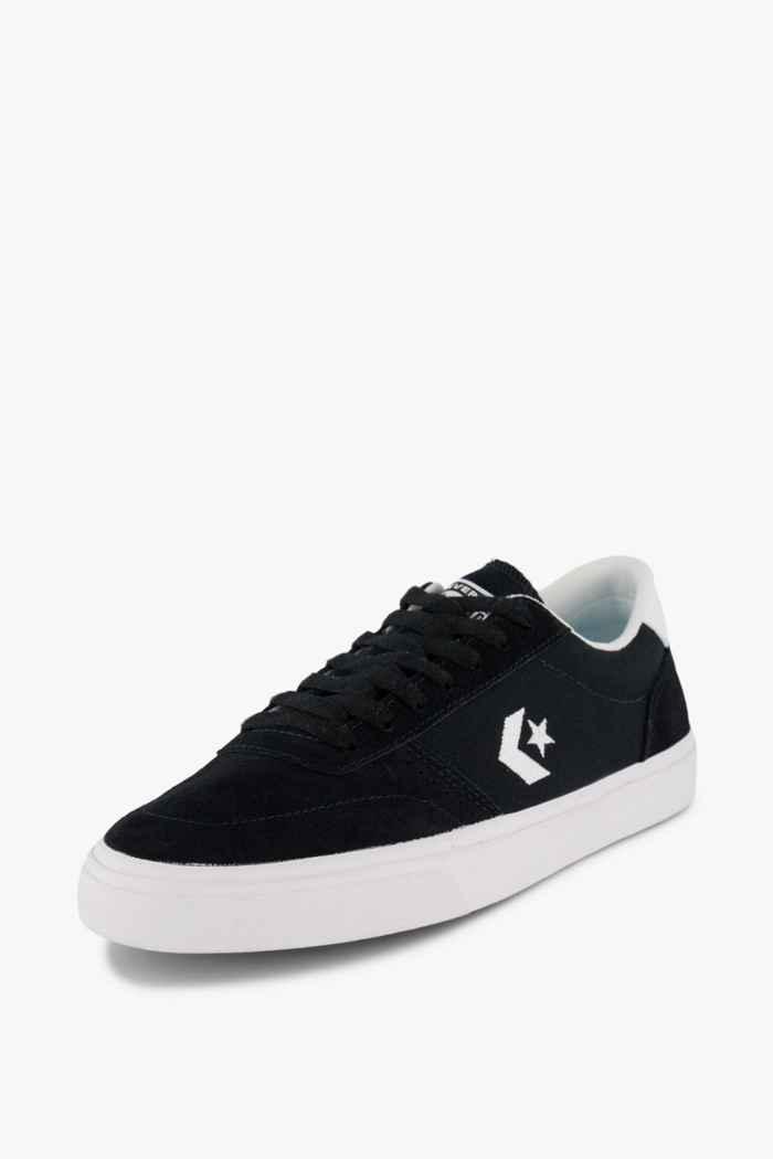 Converse Boulevard sneaker hommes Couleur Noir-blanc 1