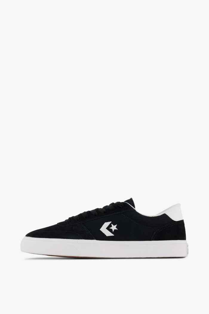 Converse Boulevard sneaker hommes Couleur Noir-blanc 2
