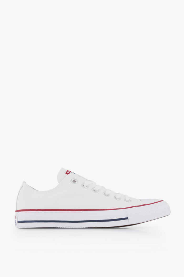 Converse Chuck Taylor All Star Damen Sneaker Farbe Weiß 2