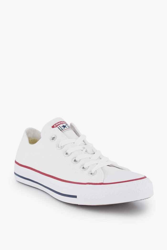 Converse Chuck Taylor All Star sneaker donna Colore Bianco 1