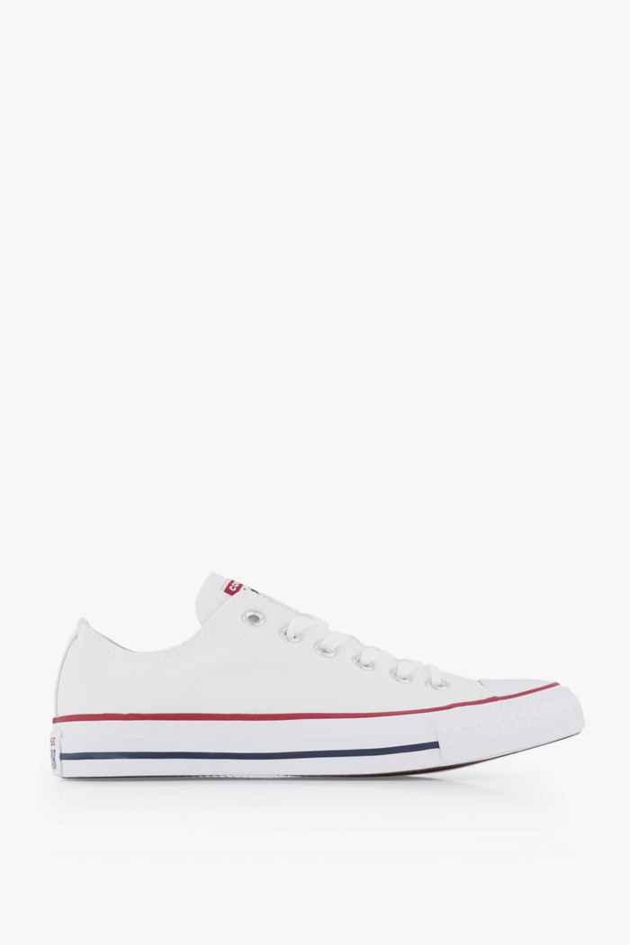 Converse Chuck Taylor All Star sneaker donna Colore Bianco 2