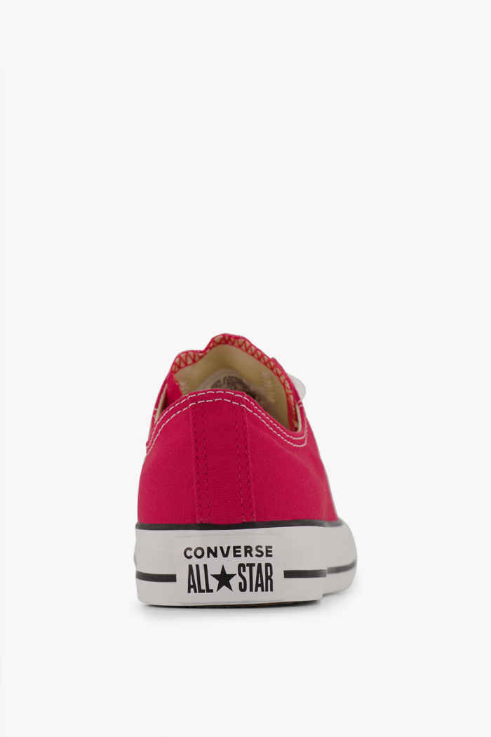 Compra Chuck Taylor All Star sneaker donna Converse in rosso ...