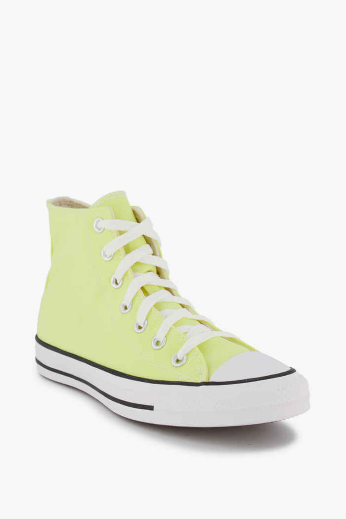 Converse Chuck Taylor All Star sneaker femmes Couleur Jaune 1