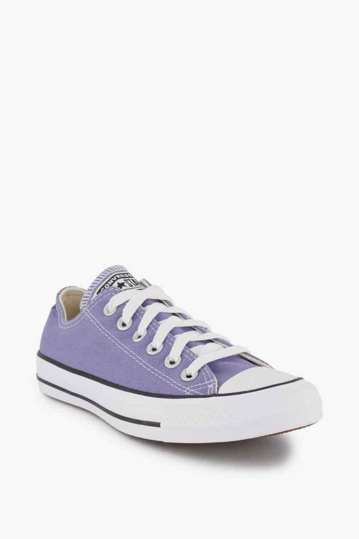 Converse Chuck Taylor All Star sneaker femmes Couleur Lilas 1