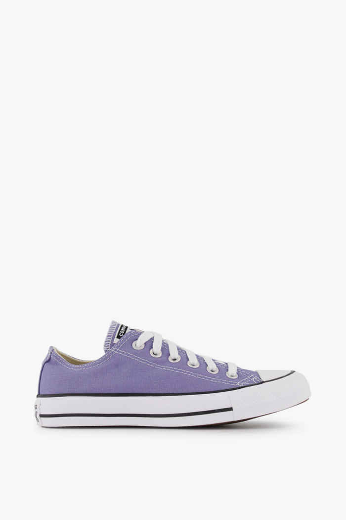 Converse Chuck Taylor All Star sneaker femmes Couleur Lilas 2