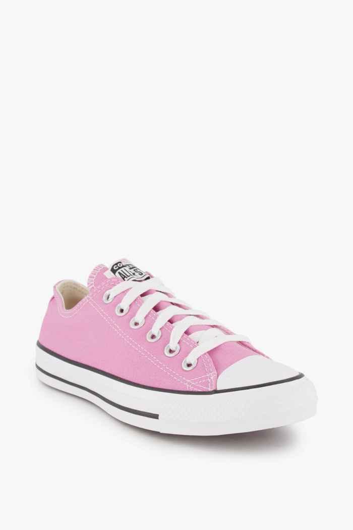 Converse Chuck Taylor All Star sneaker femmes Couleur Rose 1
