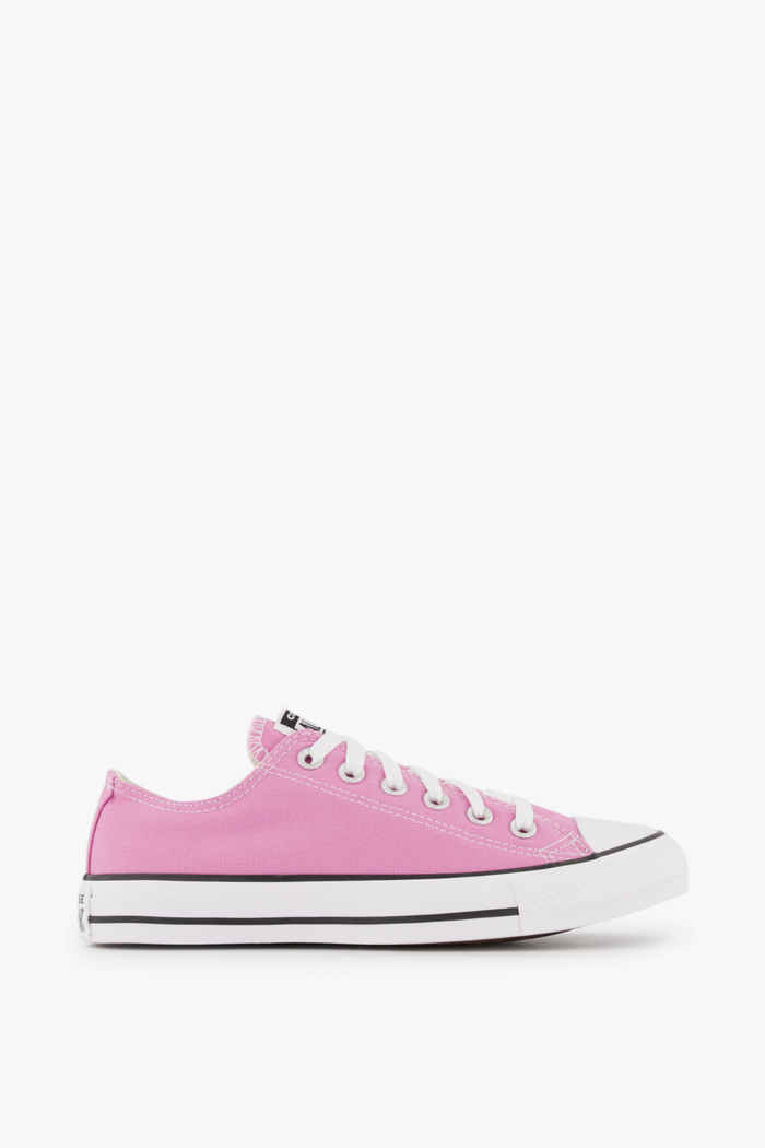 Converse Chuck Taylor All Star sneaker femmes Couleur Rose 2