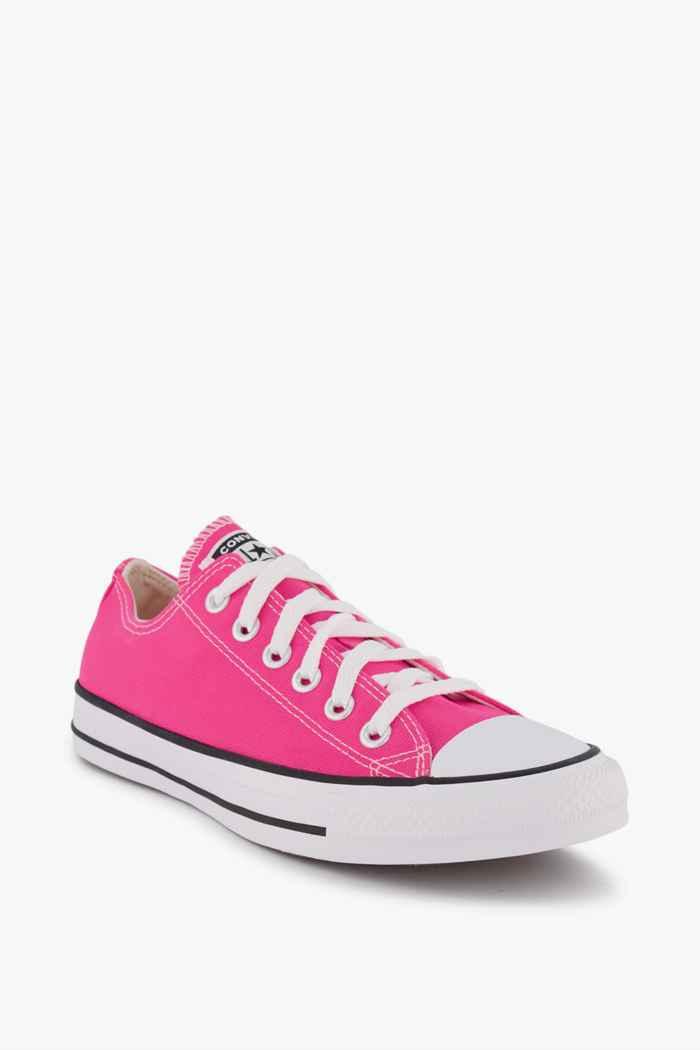 Converse Chuck Taylor All Star sneaker femmes Couleur Rose vif 1