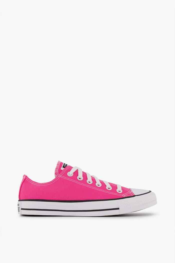 Converse Chuck Taylor All Star sneaker femmes Couleur Rose vif 2