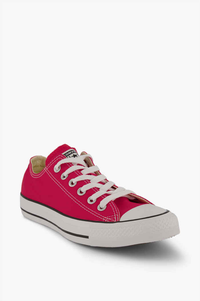 Converse Chuck Taylor All Star sneaker femmes Couleur Rouge 1