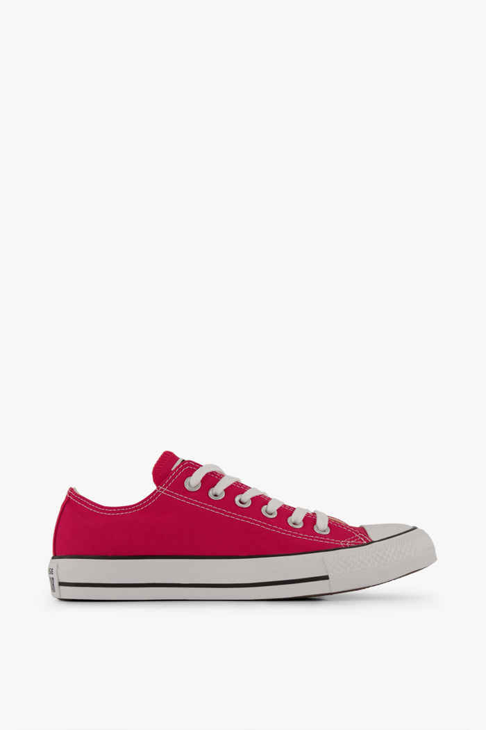 Converse Chuck Taylor All Star sneaker femmes Couleur Rouge 2